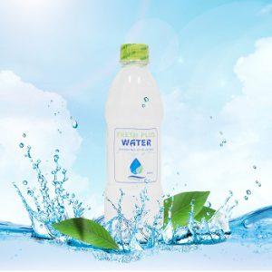 Nước đóng chai 500ml
